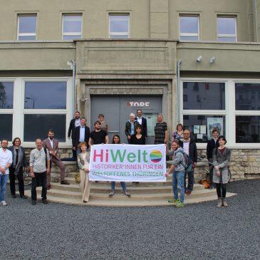 """Öffentlicher Start für """"HiWelt"""""""